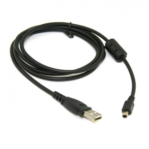 USB 2.0 to Mini 4 Pin Data Sync Cable for Sony Digital Camera DSCS70 S30 & Olympus & Kodak