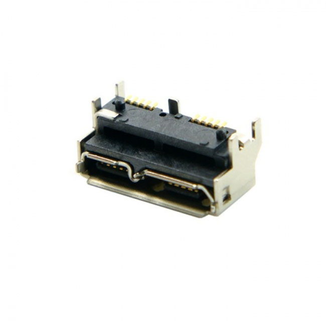 10pcs Micro USB 3.0 10pin Female Socket Receptacle Board Mount SMT Type 5.2mm Height for Samsung Toshiba USB Hard Disk