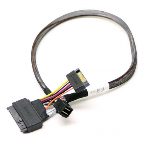 U.2 U2 SFF-8639 NVME PCIe SSD Cable for Mainboard Intel SSD 750 p3600 p3700 M.2 SFF-8643 Mini SAS HD
