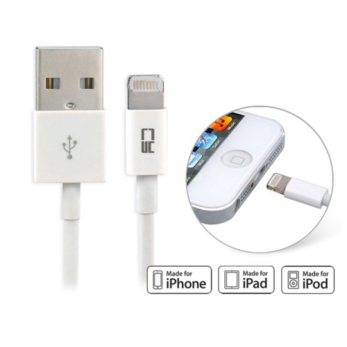 MFI USB 2.0 to Lightning Apple 8pin Sync Data Charge Cable for iPhone 6 6s & Plus & iPad Mini Air Pro