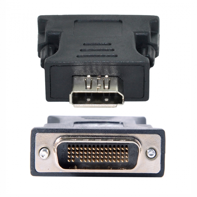 LFH DMS-59pin Male to DP Displayport Female Extension Adapter for PC Graphics Card
