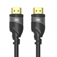 HDMI 2.1 Cable Ultra-HD UHD 8K 60hz Cable 48Gbs with Audio & Ethernet HDMI Cord